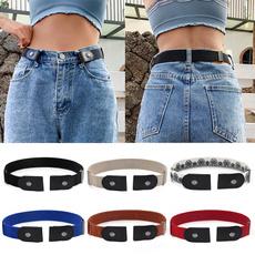 Fashion Accessory, elastic waist, casual belt, Elastic