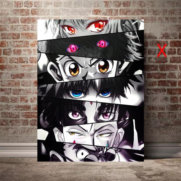 sharinganeye, canvasart, art, Posters