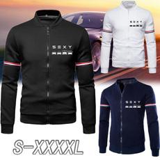 Casual Jackets, Sport, printjacket, 2021newmodel