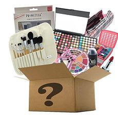 Box, mysteriou, eye, Lipstick
