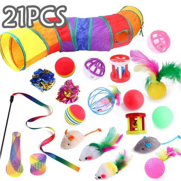 Plush Toys, rainbow, catsaccessorie, catssuppie