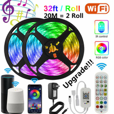 lights, party decorations, Remote, wifiledstrip