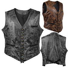 leatherbikervest, leather, Vest, Motorcycle