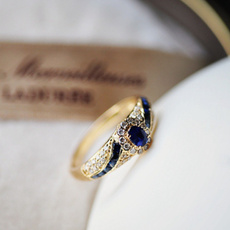 18 k, Fashion, wedding ring, gold