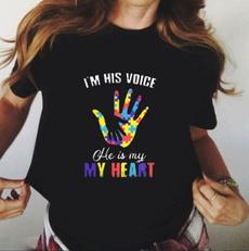 Heart, Shorts, Cotton Shirt, Shirt