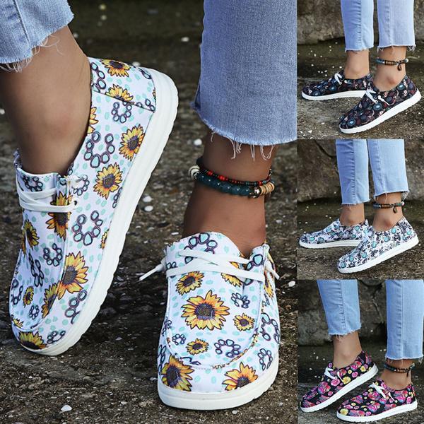 Shoes, Flats, Sneakers, Comfort