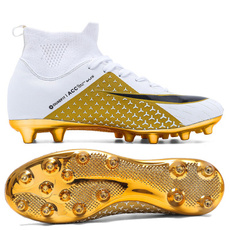 soccer shoes, Waterproof, Boots, Football