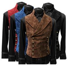 Vest, Fashion, Waist Coat, sleevelessjacket