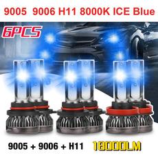 Blues, foglamp, h3ledheadlight, LED Headlights