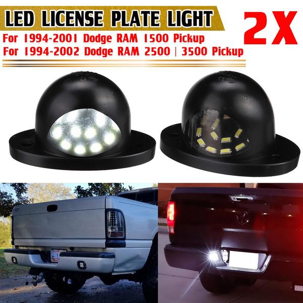 Dodge, licenselight, dodgeram2500, ledlicenseplatelight