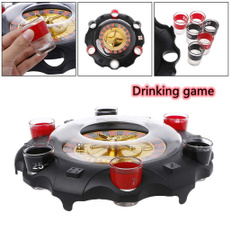 drinkinggameset, Electric, Gifts, roulette