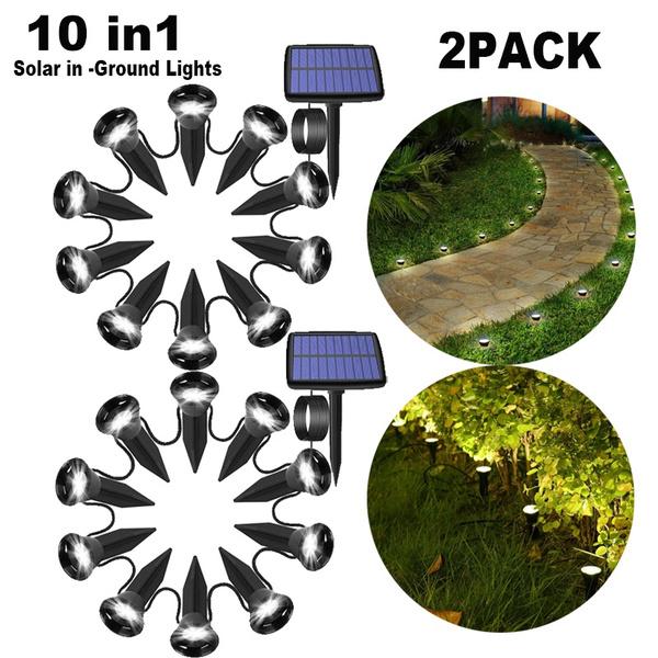 Outdoor, led, Garden, Waterproof
