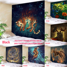 Tiger, tapestrywall, tapestrywallmap, artistictapestry