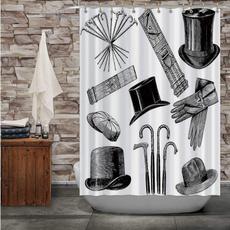 Bathroom, Fashion, Tops, showercurtainsforbathroom