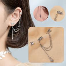 Tassels, Hoop Earring, Dangle Earring, Jewelry