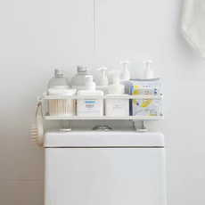 toilet, Bathroom, Shelf, Storage