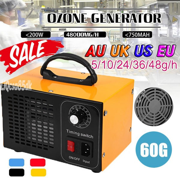 ozone, formaldehydecleaning, Home & Living, ozonegenerator