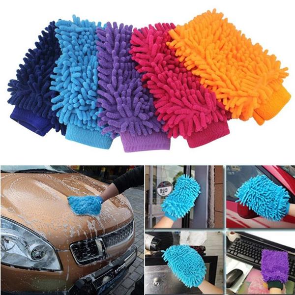 Cleaner, washing, Cars, mitt