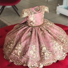 gowns, short sleeve dress, kids clothes, kidsdressesforgirlsparty