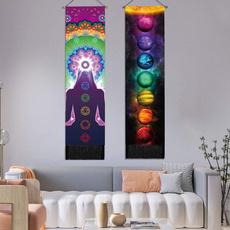 rainbow, Tassels, Wall Art, Home Decor
