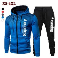 trousers, joggersuit, zipperjacket, men suit