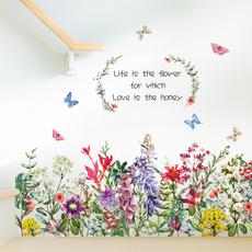 Plants, Flowers, gardensticker, Stickers