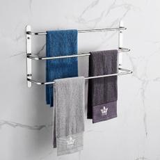 Steel, Bathroom, Towels, Jewelry