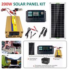 rv, solarpoweredgadget, Vans, solarpanelsystem