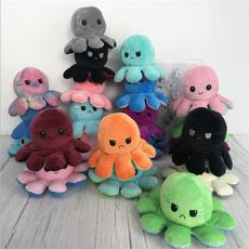 Toy, doll, reversible, octopusreversible