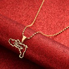 Jewelry, tigraychain, Women's Fashion, mapflagofethiopia
