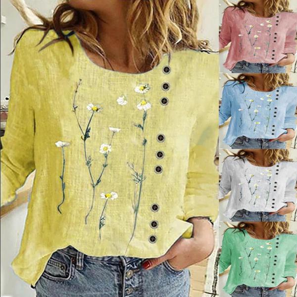 Fashion, Long Sleeve, Spring, Women's Fashion