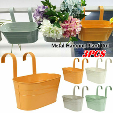 hangingflowerbasket, Plants, Flowers, Home Decor