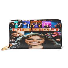 women bags, leather wallet, largecapacitywallet, Wallet
