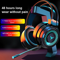 Headset, Microphone, gamingheadphone, usb