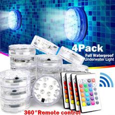 Remote, Waterproof, Led Lighting, lights