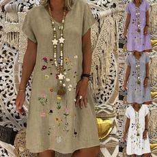 Summer, short sleeve dress, sleeve dress, Sleeve
