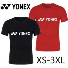 topsshortsleeve, Fitness, Fashion, Cotton T Shirt
