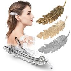 hair, Fashion, leaf, Barrettes