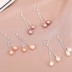 Fashion, Pearl Earrings, Classics, wedding earrings