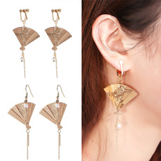 Hoop Earring, Dangle Earring, Jewelry, Chinese