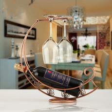 Home Decor, wineaccessorieretronteresting, hangingholder, Glass