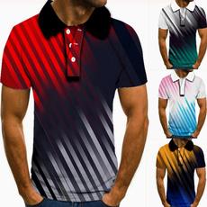 blouse, Summer, lapeltshirt, Shirt