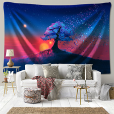 Decor, tapestryforbedroom, Home & Living, hangingtapestry
