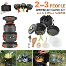 outdoorcooker, portablepot, outdoorcookerkit, Picnic