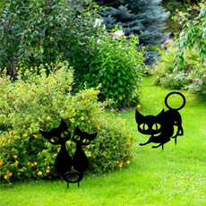 Funny, Lawn, Outdoor, art