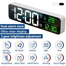 led, Clock, temperatureclock, Led Clock