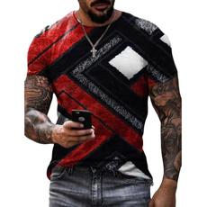 Mens T Shirt, Fashion, Necks, Summer