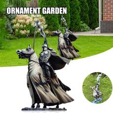 guardknightgnomeornament, Home & Kitchen, Garden, Home & Living