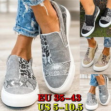 Sneakers, Plus Size, Flats shoes, Womens Shoes