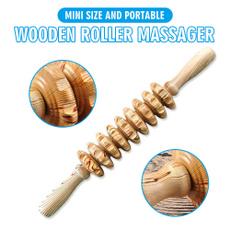 fullbodymassager, relaxersmassager, facialmassager, Wooden